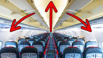 Uçaklar Neden Öyle Olmadıkları Halde Ferah Görünür?