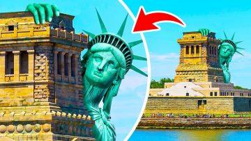 Özgürlük Anıtı Gizemli Bir Şekilde Ortadan Kaybolsa Neler Olurdu