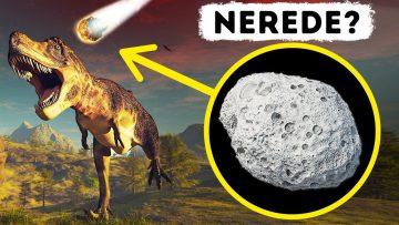 Dinozorları Yok Eden Asteroide Ne Oldu?