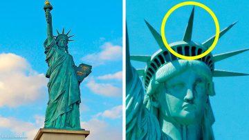 Çoğu Amerikalı'nın Bilmediği 9 Özgürlük Anıtı Sırrı