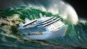 Yolcu Gemisi Fırtınaya Yakalanırsa Ne Olur
