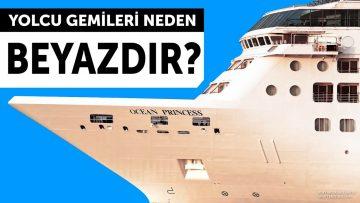 Yolcu Gemileri Neden Beyazdır